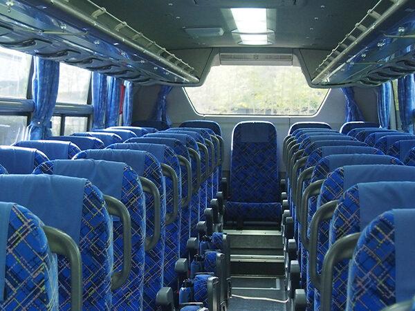 大型バス MT車